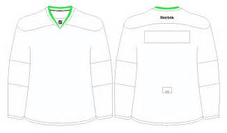 hockey jersey template hockeyjerseyconcepts templates