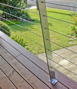 Outdoor Wood Handrails Diy Balustrade Posts Stainless Steel Balustrading