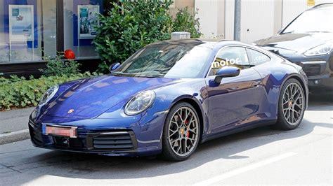 Porsche Typen by Porsche 911 Type 992 2019 Topic Officiel Page 3
