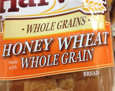 whole grains label the whole about quot whole grain quot nutrition sleuth