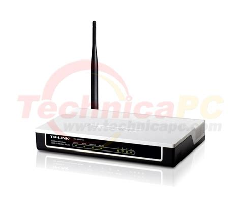Adsl Router Tp Link W891g tp link td w8901g 54mbps modem adsl wireless router technicapc toko komputer