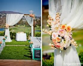 garden ceremony decorations outdoor ceremony aisle decorations archives weddings