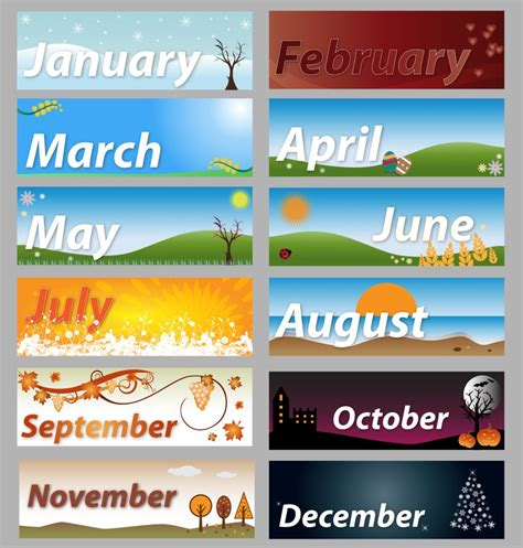 Calendar When Did It Start How Did The Months Of The Year Get Their Names Wonderopolis