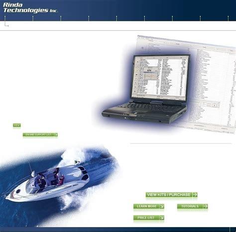 rinda technologies  marine  industrial engine diagnostic tools