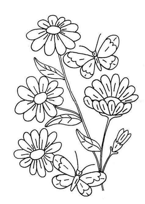 imagenes para dibujar y bordar imagenes para colorear de dibujos gratuitas mariposas