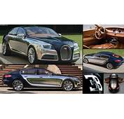 Bugatti Galibier Concept 2009  Pictures Information