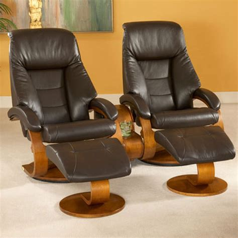 reclining leather chair with ottoman recliner with ottoman leather models house plan and
