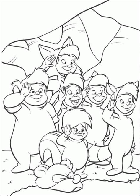 peter pan 2 coloring pages coloringpagesabc com