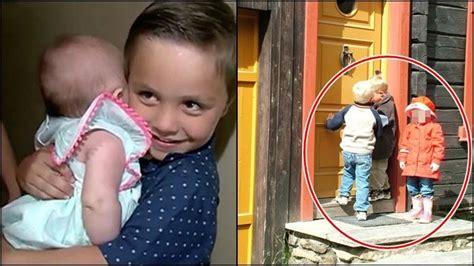 Wanita Gendong Bayi Viral mengharukan sambil gendong bayi anak umur lima tahun ini