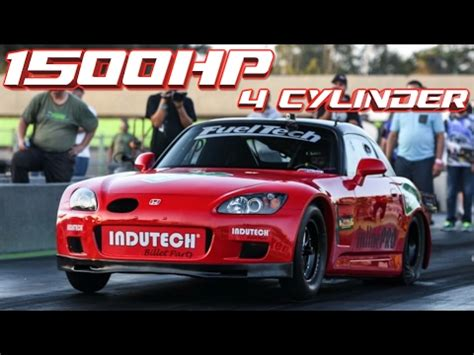 Fastest Honda by Fastest Honda S2000 In The World 6 9 186mph