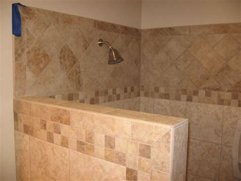 tile shower without door 19 best images about bathroom renovations on
