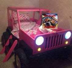 Jeep Toddler Bed Plans Room On Castle Bed Princess Castle And Jeeps