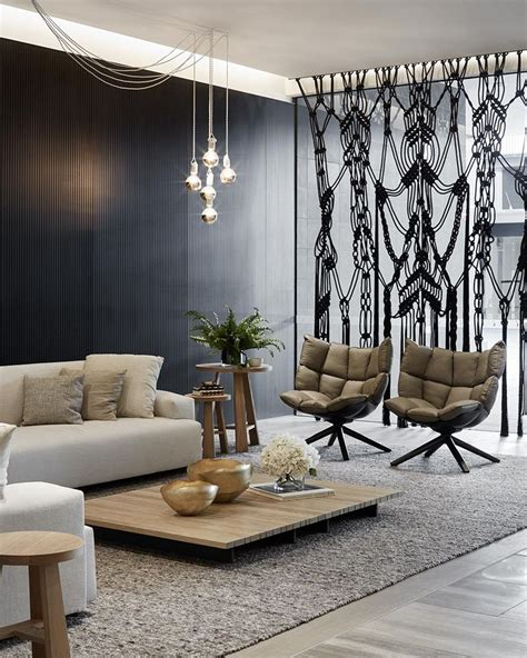 Living Room Hanging Ls by Best 25 Macrame Curtain Ideas On Bead