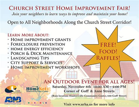church home improvement fair norfolk