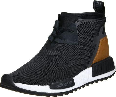 black brown white adidas nmd c1 tr shoes black brown white