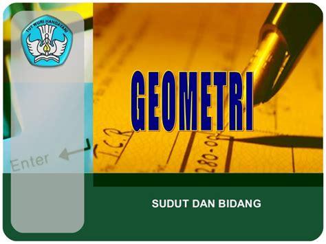 Geometri Bidang I Putu Wisna geometri sudut dan bidang 1