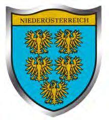Aufkleber Bestellen Wien by Aufkleber Nieder 246 Sterreich Wappen 214 Sterreich Souvenirs