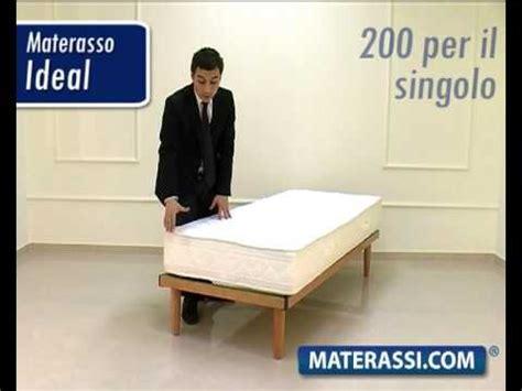 materasso ideale materasso ortopedico ideal
