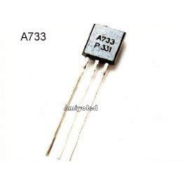transistor pnp a733 transistor a733 pnp