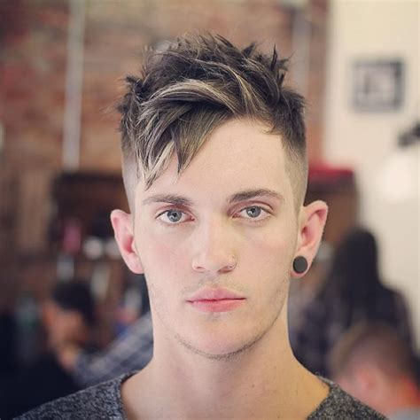 enhance gray hair highlights pictures for mens 65 best highlights on dark hair designs 2018 colors