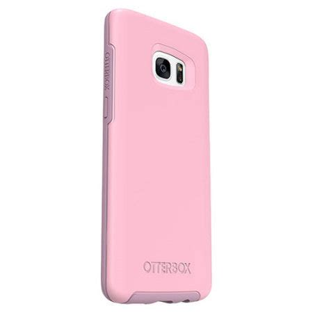 Samsung Galaxy S7 Edge Pink otterbox symmetry samsung galaxy s7 edge pink