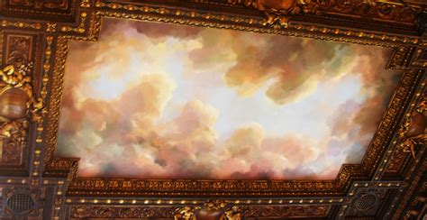 Nyc Wall Murals clouds when worlds collide