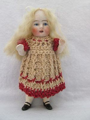 how to restring a bisque doll antique dolls antique price guide