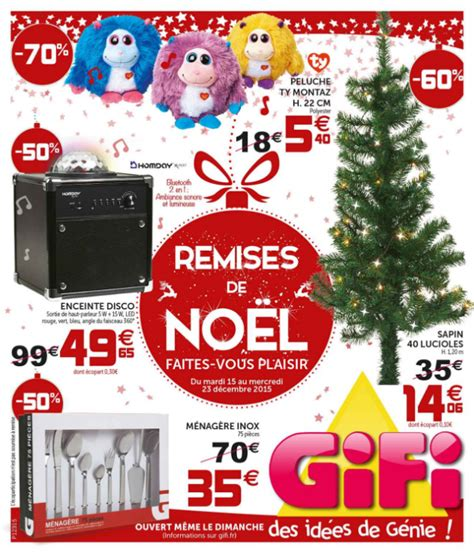 decoration de noel gifi 2016