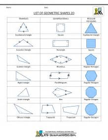 Interior Angles Of A Trapezium Geometric Shapes Worksheets Car Interior Design