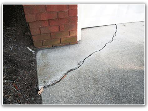 cracked basement floor repair basement floor cracks cracked foundation solutions jes