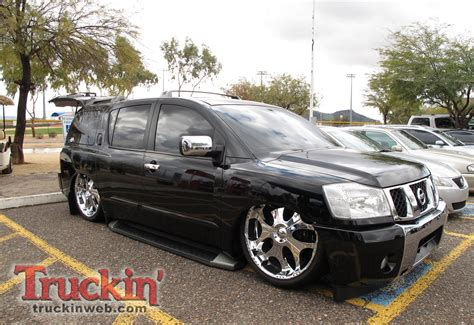 black nissan armada nissan armada lifted black image 244