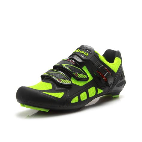 look bike shoes tiebao g1502 outdoor athletic racing road cycling shoes