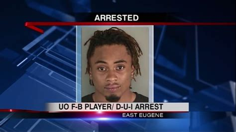 Pleads No Contest In Dui by Former Oregon Receiver Pleads No Contest To Dui