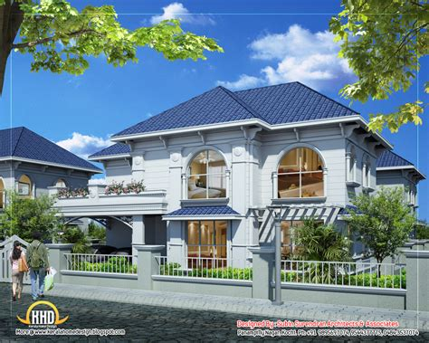 dream home designs 6 awesome dream homes plans kerala home design and floor