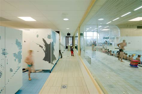 Indoor Pool Design by Gallery Of De Heuvelrand Voorthuizen Swimming Pool