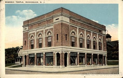 masonic temple manasquan n j new jersey