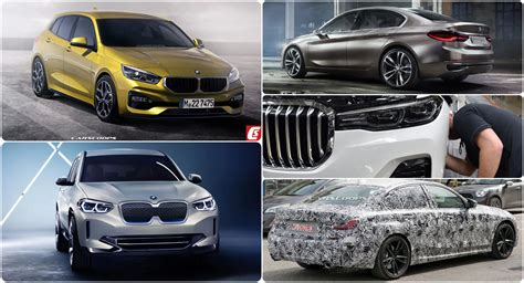 Bmw 6er 2020 by Bmw Future Car Guide What S Coming 2018 2020 Carscoops