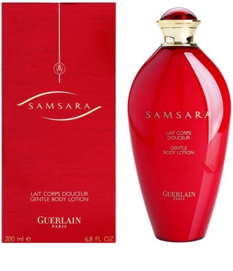 Parfum Guerlain Samsara For guerlain samsara lotion for 200 ml notino co uk