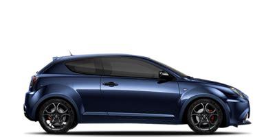 nuova alfa mito 5 porte listino prezzi 2018 e configuratore auto alfa romeo
