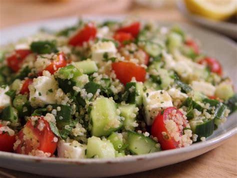 greek salad ina garten quinoa tabbouleh with feta recipe ina garten food network