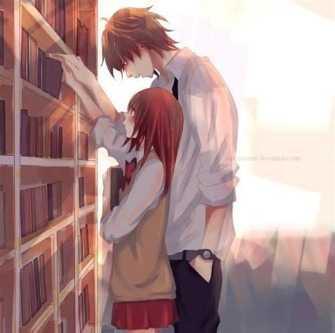 anime couple tall guy short girl best height difference anime manga anime amino