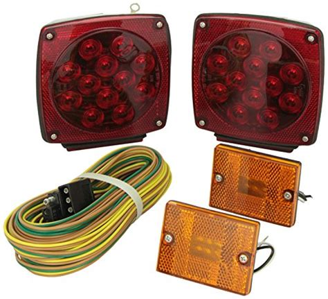 grote submersible led trailer lights grote 65330 5 submersible led trailer lighting kit
