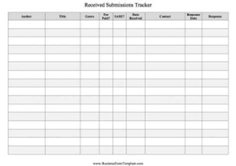 referral log template new business forms and templates