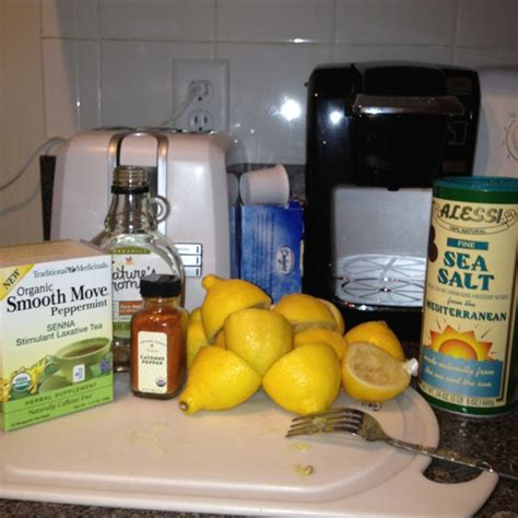 Detox From Much Salt Bullet Drink by 22 Best Lemon Detox Testimonials Images On