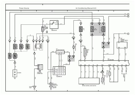 service manuals schematics 2003 toyota 4runner seat position control 2005 toyota 4runner wiring diagram wiring diagram and fuse box diagram