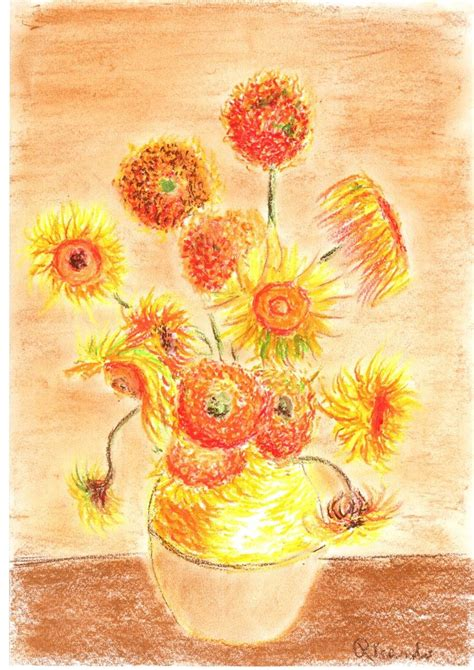 How To Draw Sunflowers In A Vase by Drawing 48 Vase Sunflowers By Ricardoneto On Deviantart