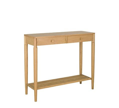 Ercol Console Table Capena Console Table Ercol Furniture