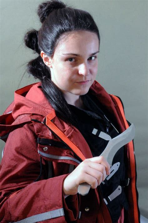 hunger games hairstyles clove she never misses clove the hunger games by