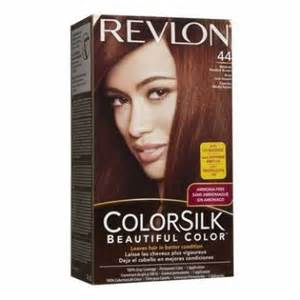 medium reddish brown hair color revlon colorsilk hair color dye medium reddish brown 44