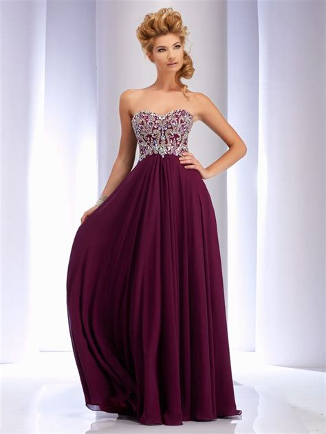 prom color ideas best 25 strapless prom dresses ideas on used